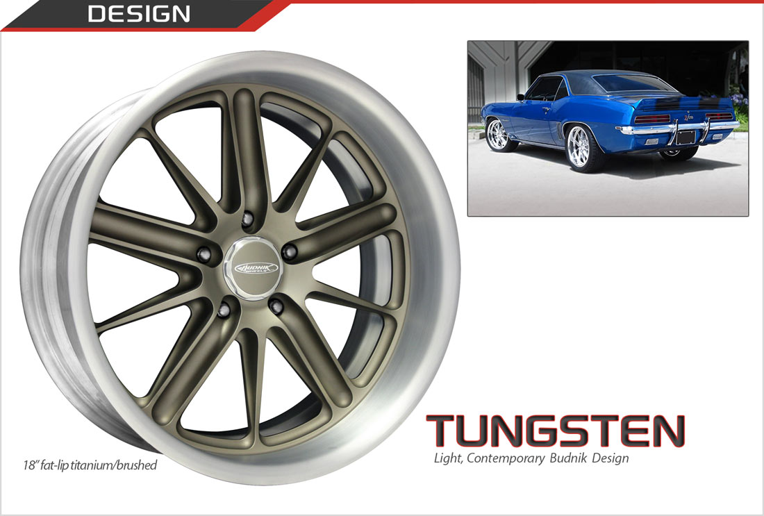 TUNGSTEN PRODUCT PAGE
