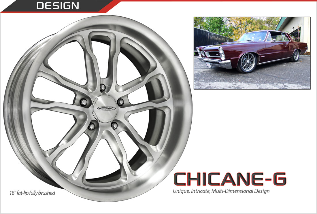 CHICANE-G PRODUCT PAGE
