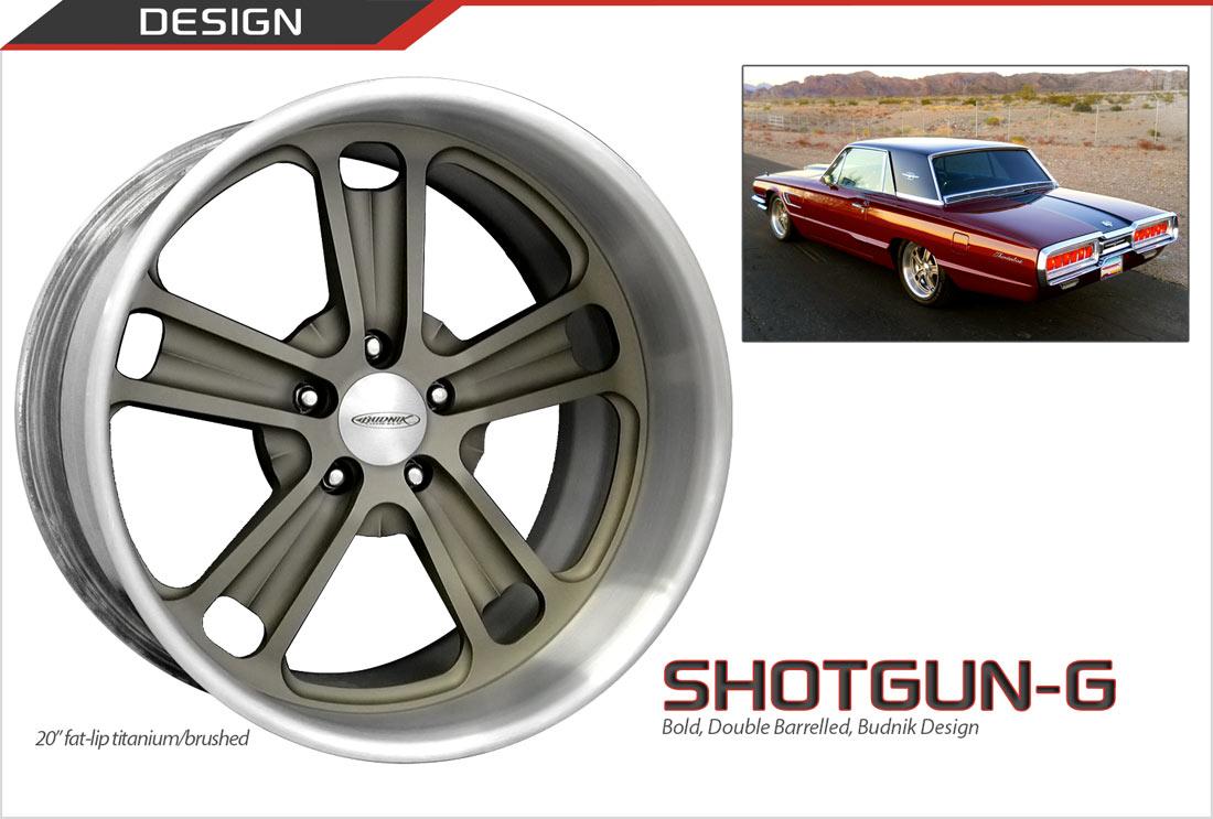 SHOTGUN-G PRODUCT PAGE