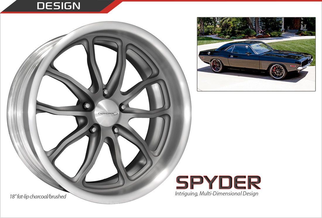 SPYDER PRODUCT PAGE