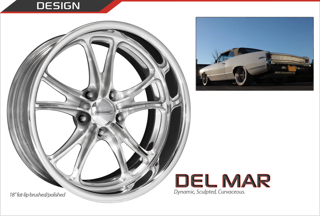 DEL MAR PRODUCT PAGE