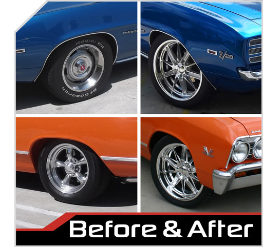 Budnik Wheels: The finest custom forged wheels and steering